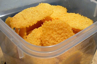 Cheese Crisps Linda S Low Carb Menus Amp Recipes