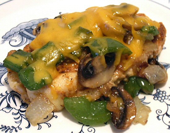Grilled Quot Smothered Quot Chicken Linda S Low Carb Menus Amp Recipes