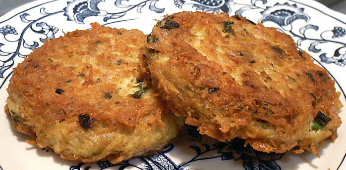 Crab Cake Recipe Low Calorie: Linda's Low Carb Menus & Recipes
